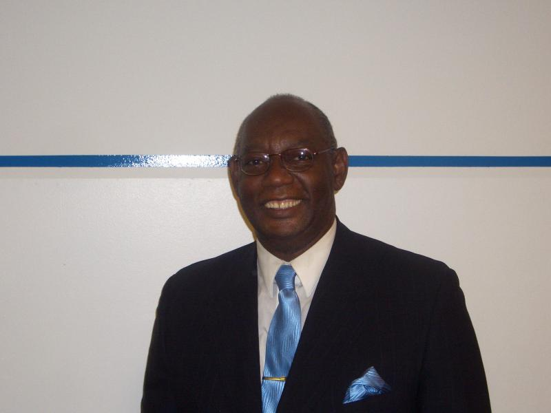 Pastor Macon Gore Sr